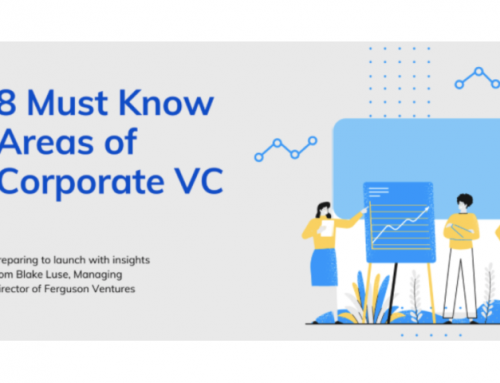 8 Must Know Areas in Corporate VC