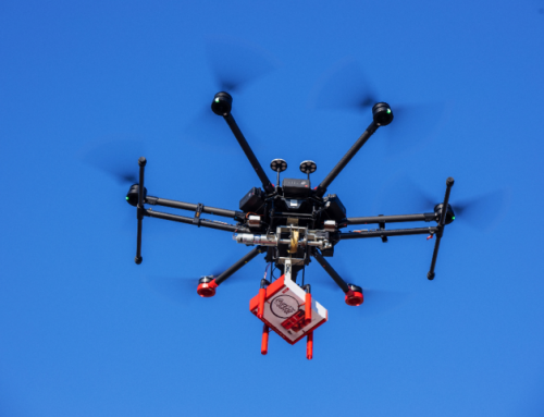Hampton Roads based DroneUp Collaborates with Coca-Cola