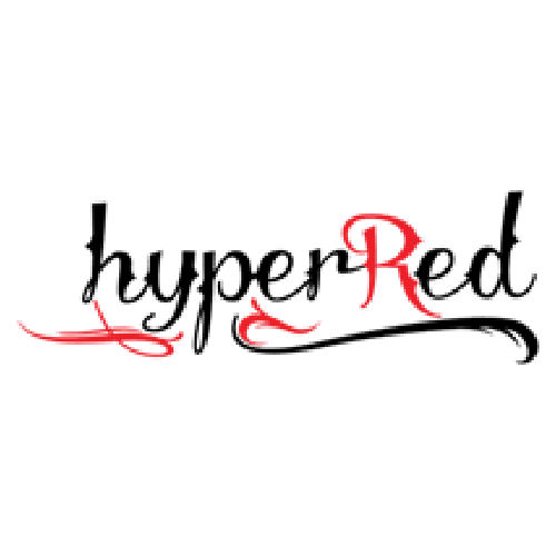 hyperRed Design by Danielle Smith