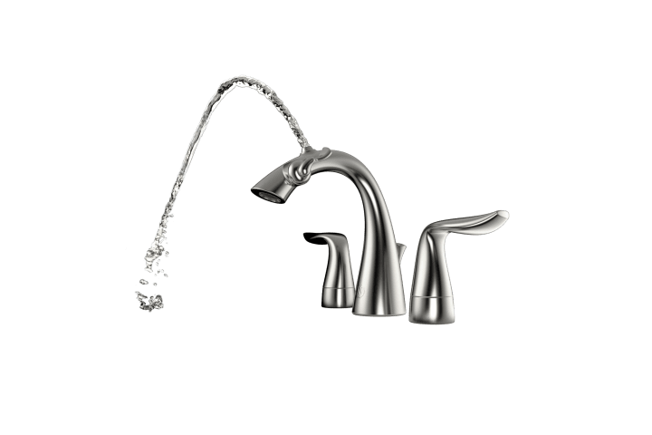 Nasoni water faucet in action