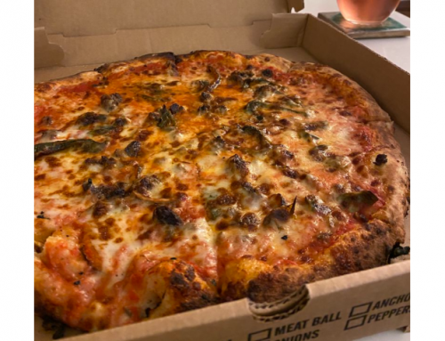 Tasty wood-fired pizzas from Norfolk's Bakehouse will soon be served at new brewery location