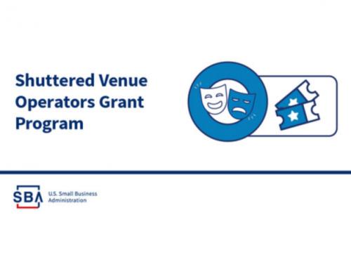 SVOG Application Portal Reopens on April 26 at 12:00 p.m. EDT