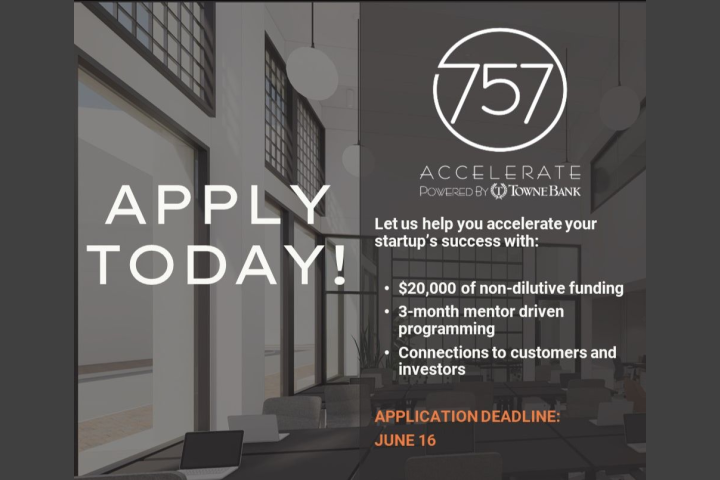 757 Accelerate Applications Are Open