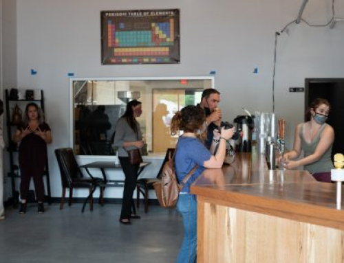 Column 15 celebrates grand opening weekend with community