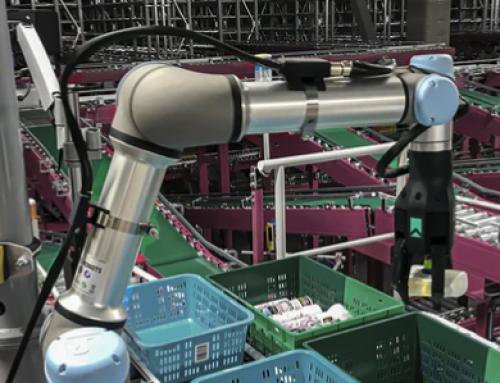 SVT Robotics Releases Integration Connector for Item-Handling Robot