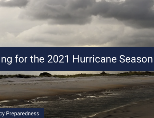 Bracing for the 2021 Hurricane Season